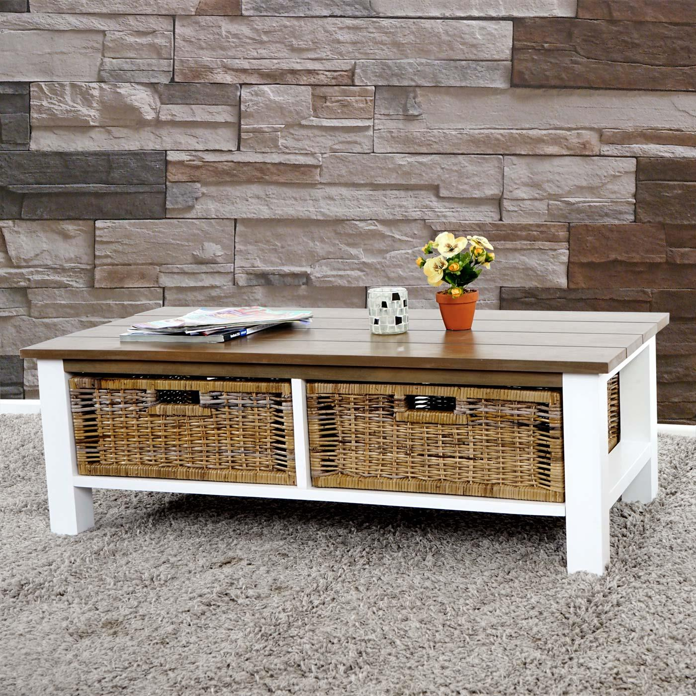 Tavolini Da Salotto Vintage.Tavolino Da Salotto Flin Cm 38x112x52 Design Vintage In Legno E
