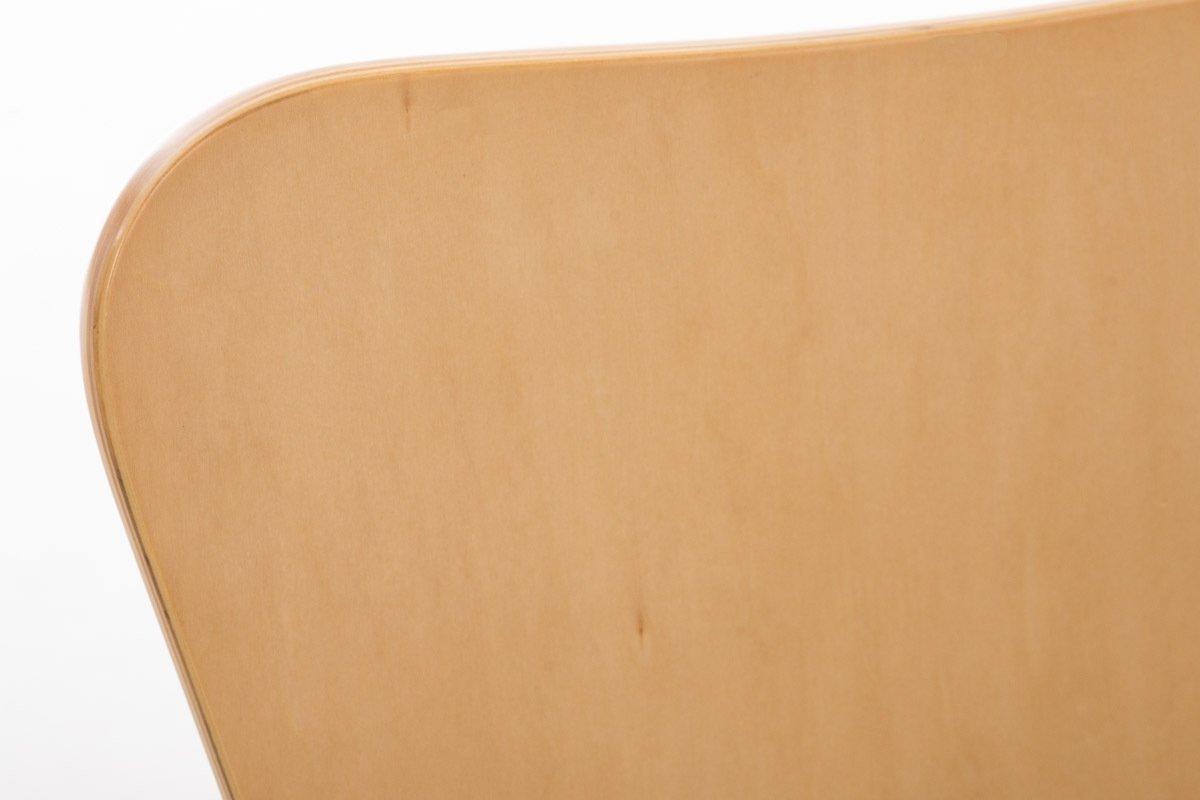 Lotto 2 sedie lerma in color faggio for Sedie da cucina in metallo