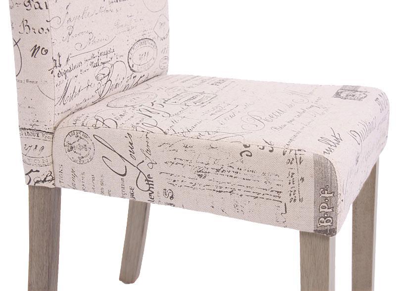 Lotto da sedie dali in crema gambe color legno lotto da