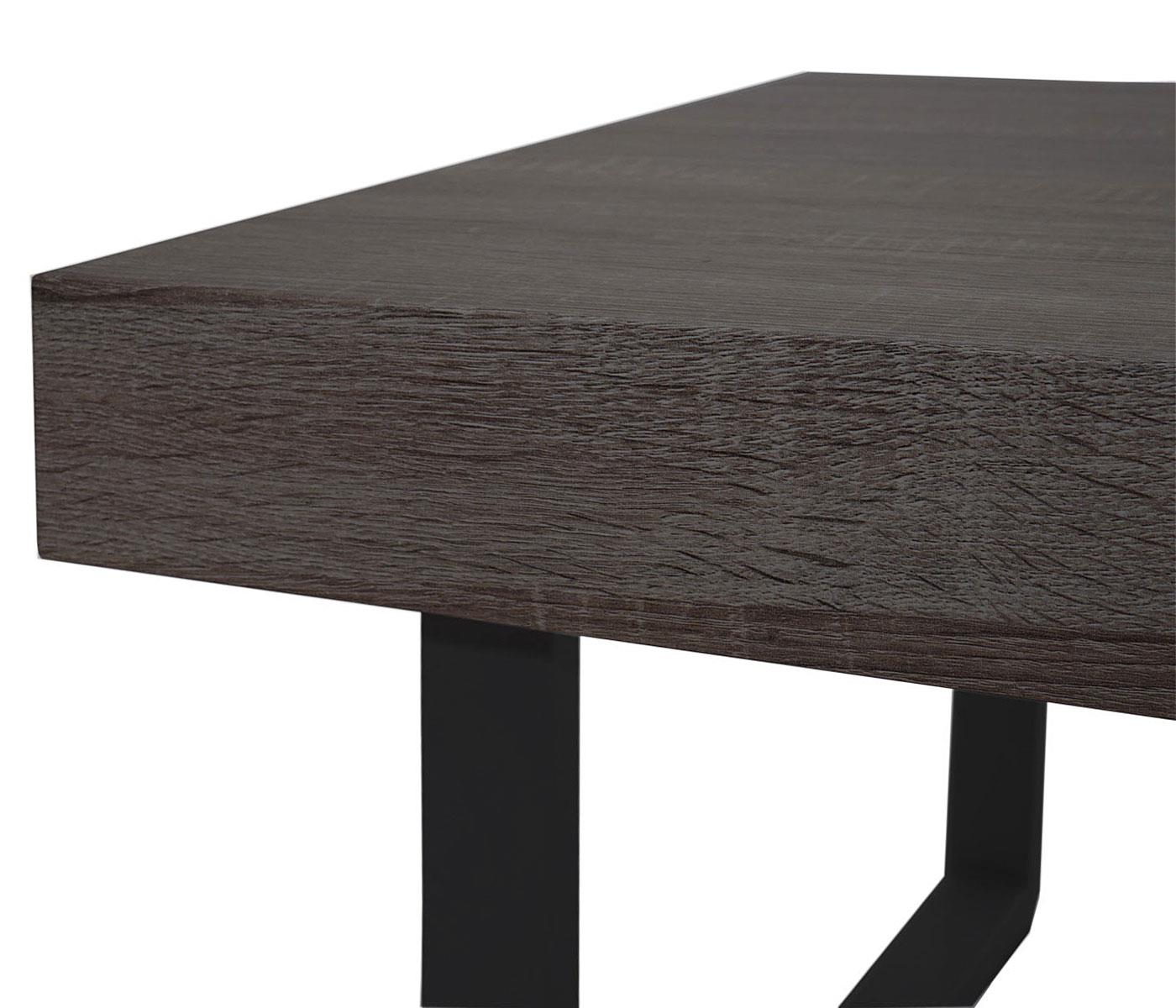 Tavolino da salotto evon cm 40x110x60 design classico ed for Salotto elegante