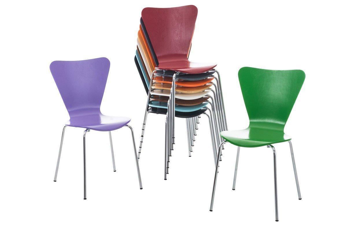Sedie Da Cucina In Legno : Lotto sedie lerma in arancione lotto da sedie da cucina
